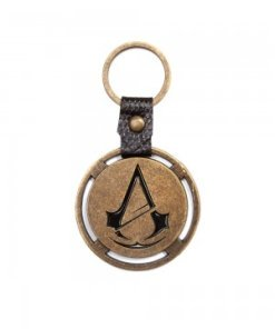 ASSASSIN'S CREED UNITY - METAL KEYCHAIN