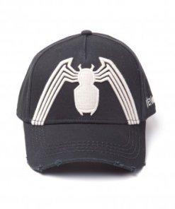 Marvel - Spider-man Venom Logo Adjustable Cap