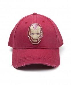 Avengers - Iron Man Copper Badge Adjustable Cap