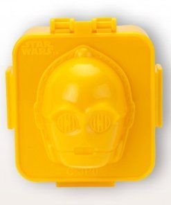 Star Wars Pouch Boiled Egg Shaper C-3PO