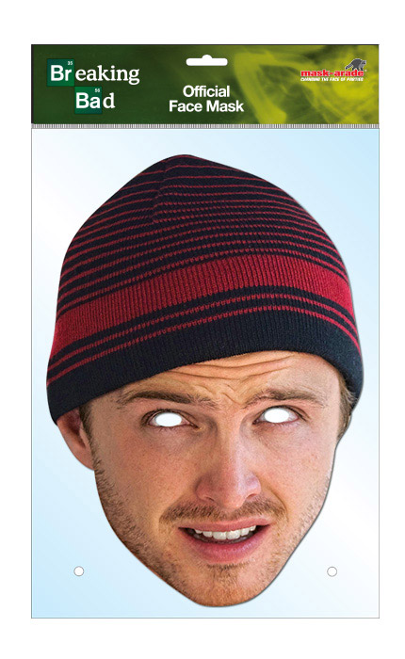 Breaking Bad Masks Jesse Pinkman