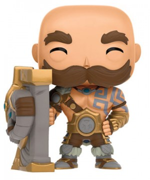 League of Legends POP! figura - Braum