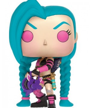 League of Legends POP! figura - Jinx