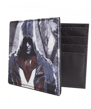 Assassin's Creed Unity Sublimated Bifold Wallet