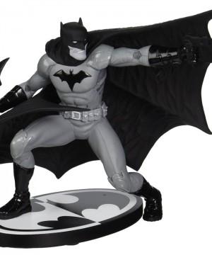 Batman Black & White Statue Francis Manapul 18 cm