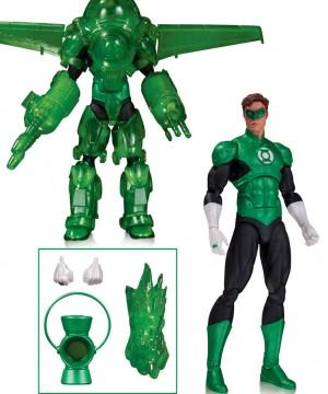 DC Comics Icons Deluxe Action Figure Green Lantern Hal Jordan (Dark Days) 15 cm