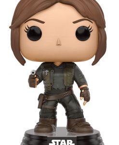Star Wars Rogue One POP! Vinyl Bobble-Head Figure Jyn Erso 9 cm