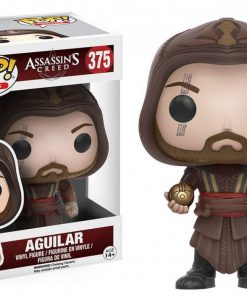 Assassin's Creed POP! Movies Vinyl Figure Aguilar 9 cm