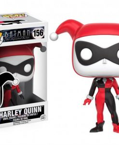Batman The Animated Series POP! Heroes Figure Harley Quinn 9 cm