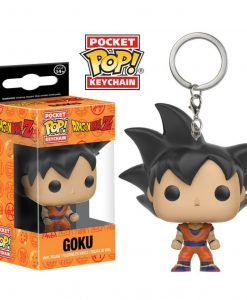 Dragonball Z Pocket POP! Vinyl Keychain Goku 4 cm