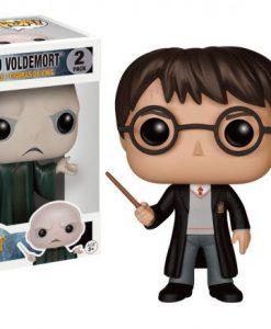 Harry Potter POP! Movies Vinyl Figures 2 Pack Harry & Voldemort 9 cm