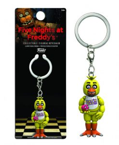 Five Nights at Freddy's Vinyl Keychain Chica 7 cm
