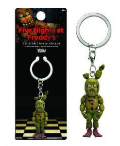 Five Nights at Freddy's Vinyl Keychain Springtrap 7 cm