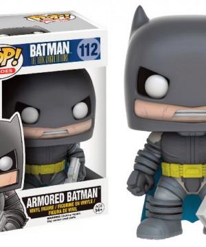 Batman The Dark Knight Returns POP! Heroes Figure Armored Batman 9 cm