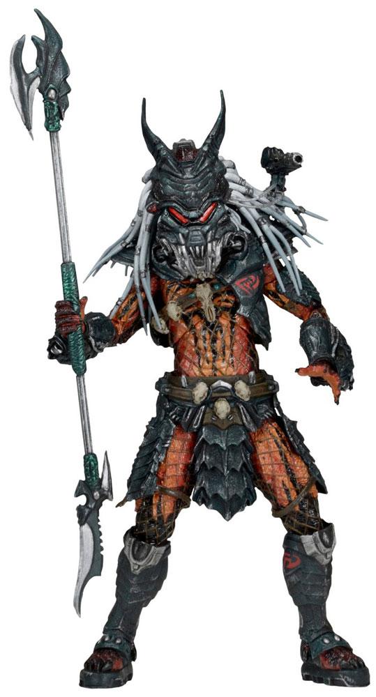 Predator Deluxe Action Figure Clan Leader 20 cm