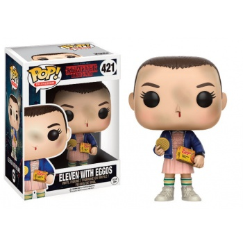 Stranger Things Funko POP! figura – Eleven with Eggos