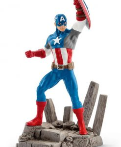 Marvel Comics Figure Captain America 10 cm