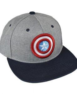 Marvel Comics Premium Cap Avengers Logo