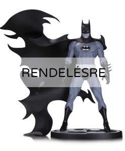 DC Comics - Black & White Batman szobor