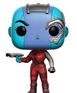 Guardians of the Galaxy 2 Funko POP! Figura - Nebula