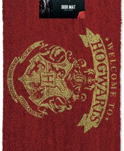 Harry Potter Doormat Welcome to Hogwarts 40 x 60 cm