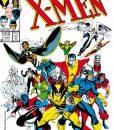 Marvel Comics Steel Covers Metal Plate Classic X-Men #1 42 x 65 cm