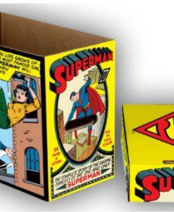 DC Comics - Superman képregény tároló doboz