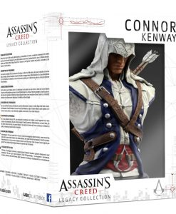 Assassin's Creed - Connor mellszobor