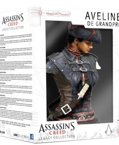 Assassin's Creed - Aveline De Grandpré mellszobor