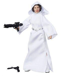 Star Wars Black Series Action Figure Princess Leia 15 cm