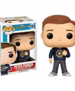 Marvel Comics Funko POP! figura - Peter Parker (Spider-Man Homecoming)