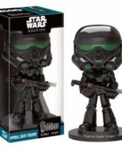 Star Wars Rogue One Funko Wacky Wobbler Figura - Imperial Death Trooper