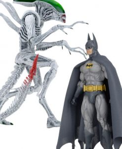 Batman/Aliens - Batman vs Alien akciófigura szett