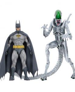 Batman/Aliens - Batman vs Alien akciófigura szett