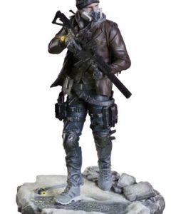Tom Clancy's The Division - SHD Agent PVC szobor