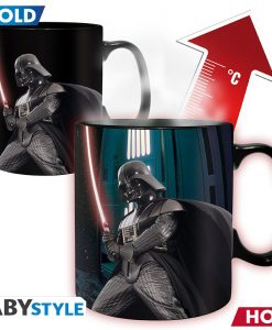 STAR WARS - Mug Heat Change - 460 ml - Darth Vader - with box x2