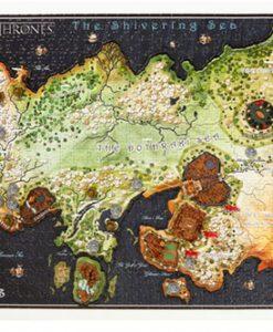 Game of Thrones 3D Puzzle Mini Westeros