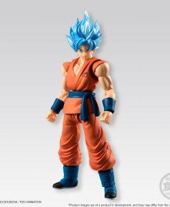 Dragonball Z Shodo Action Figure SSGSS Son Goku 10 cm