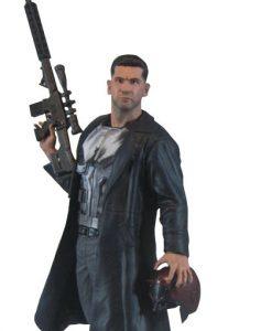 Marvel Comics - Punisher Marvel Gallery PVC Szobor