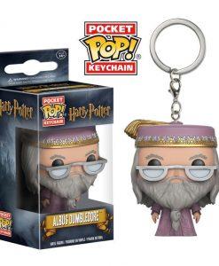 Harry Potter Pocket POP! Vinyl Keychain Dumbledore 4 cm