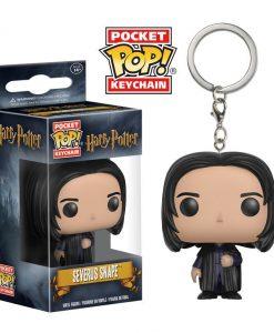 Harry Potter Pocket POP! Vinyl Keychain Severus Snape 4 cm