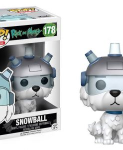 Rick and Morty Funko POP! Figura - Snowball