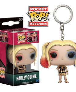 Suicide Squad Pocket POP! Vinyl Keychain Harley Quinn in Gown 4 cm