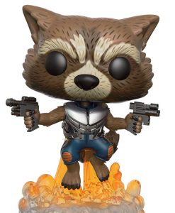 Guardians of the Galaxy Vol. 2 POP! Marvel Vinyl Figure Rocket Raccoon 9 cm