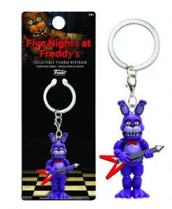 Five Nights at Freddy's Vinyl Keychain Bonnie 7 cm