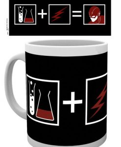 The Flash Mug Symbols