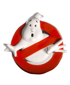 Ghostbusters / Szellemirtók Logo faldísz