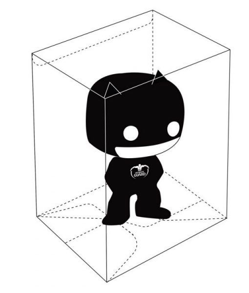 Ultimate Guard Protective Case for Funko POP!™ Figures