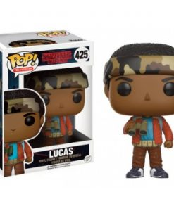 Stranger Things Funko POP! figura - Lucas
