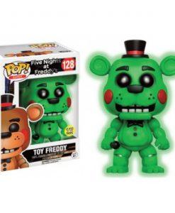Five Nights at Freddy's Games Funko POP! GITD- Toy Freddy